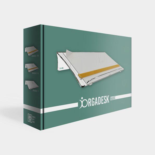 Orgadesk Basic, Verpackung